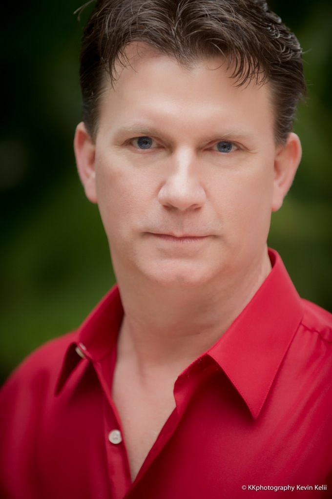 Todd William Donovan Headshot