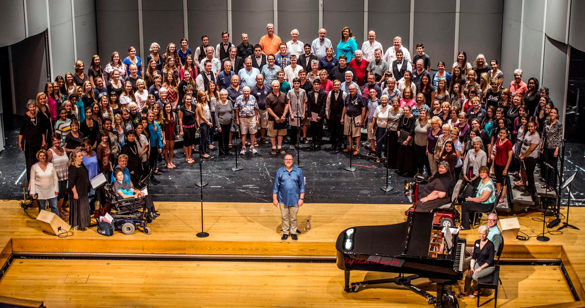 High School Choral Festival | Key Chorale